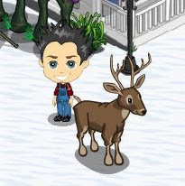 FarmVille Freak Tom's Deer