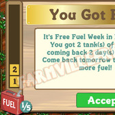 FarmVille Free Fuel Week: Day 2 is double the fun