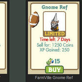 Ready for some football? FarmVille football decor rushes the in-game store