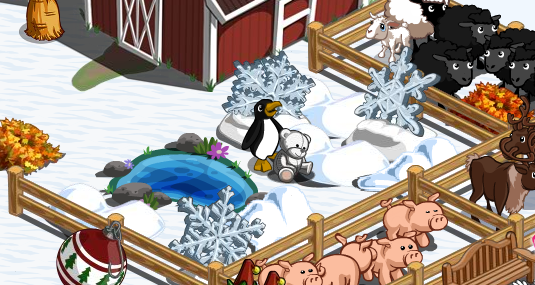 farmville freak mandos penguin