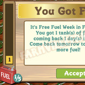 FarmVille Free Fuel Week: It's alive!
