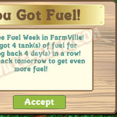 FarmVille Free Fuel Week: Day 4