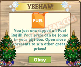 farmville fuel 1 unwrapped
