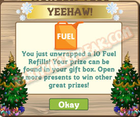 farmville fuel 10 unwrapped