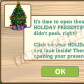 FarmVille Holiday Presents Unwrapped
