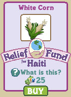 farmville relief fund white corn