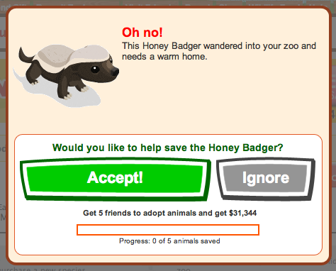 zoo world cheats and tips: adopting animals