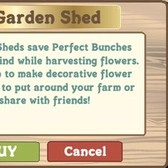 FarmVille Introduces the Garden Shed