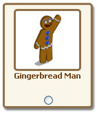 farmville gingerbread man giftable