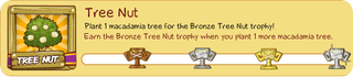 Tiki Farm Trophy 10 - Tree Nut