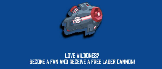 Wild Ones Laser Cannon
