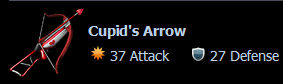 mafia wars cupid's arrow
