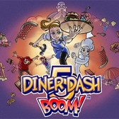 Diner Dash 5: Boom goes social with Facebook Connect