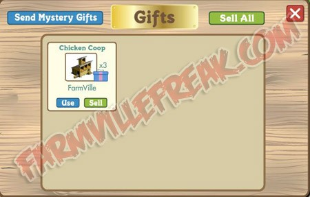 farmville chicken coop glitch is back