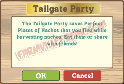 farmville tailgate party
