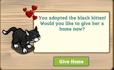 farmville adoptables return