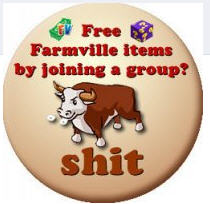 farmville items free bullshit button