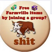 Call bullsh*t on fake FarmVille groups offering 'free' anything