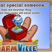 FarmVille Unwither Ring: The worst thing to happen to virtual farming?