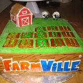 Farmville Picture of the Day: Cakeville
