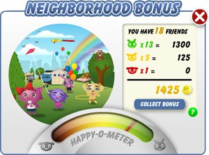 happy pets neighborhood bonus coming soon