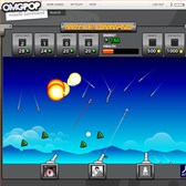 Arcade classic Missile Command makes a social gaming comeback