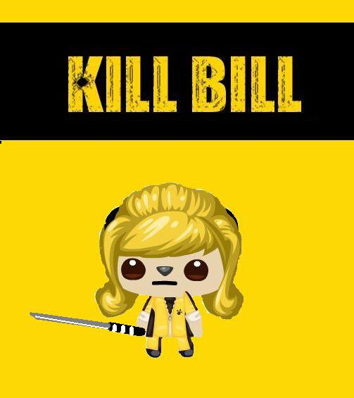 pet soceity kill bill spoof