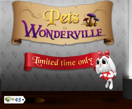 pets in wonderville