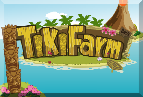 Tiki Farm Flash Preloading Screen