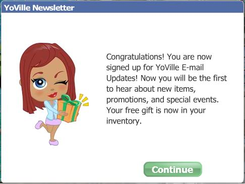 yoville newsletter