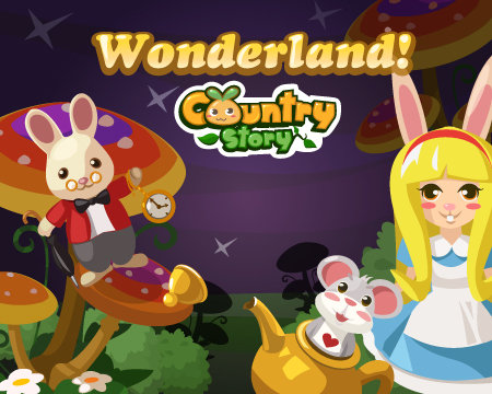 Country story takes us down the rabbit hole to wonderland plus 18