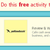 Cafe World offers 2 free Cafe Cash for business survey