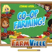 Farmville's Co-op Farming revolves around specific, timed jobs