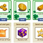 FarmVille Pot of Gold: Give gold, get fuel and more in return