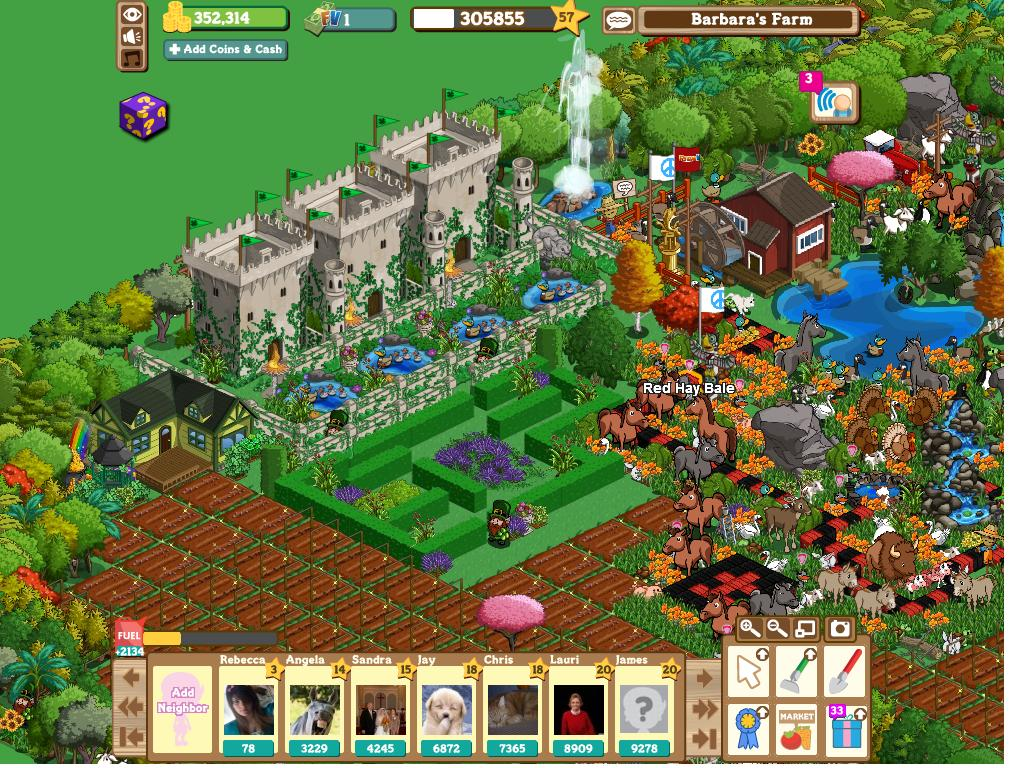 Farmville shamrock castle everything you need to know for Form ville