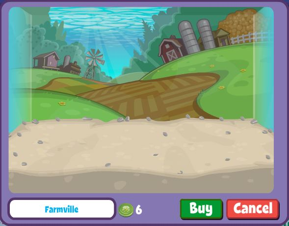 fishville farmville environment