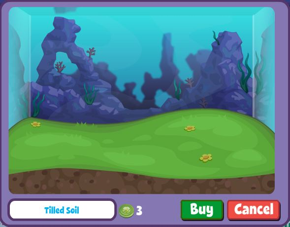 fishville farmville tilled soil environment