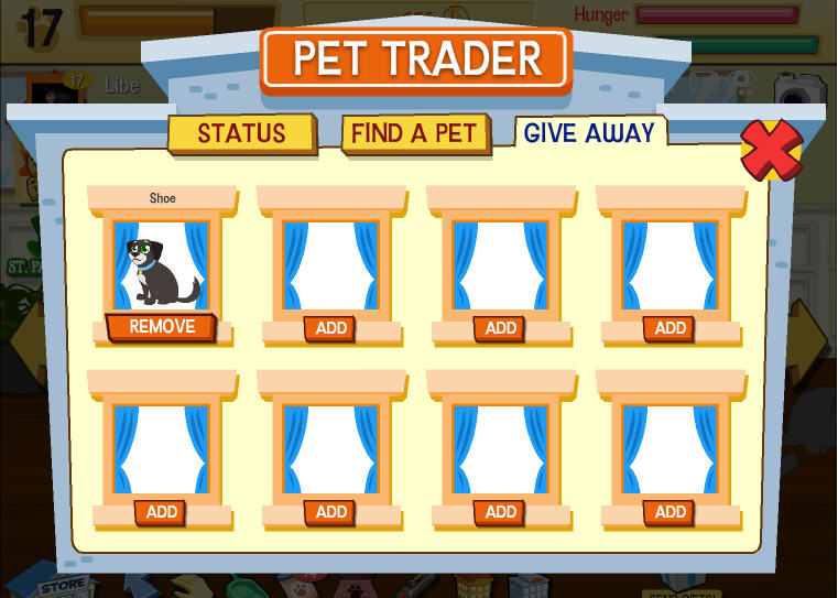 happy pets pet trader opens