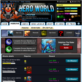 Hero World sees major update, more changes coming