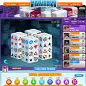 Arkadium's Mahjong Dimensions hits one million Facebook players