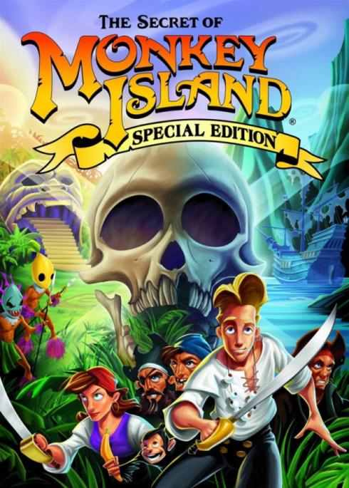 The Secret of Monkey Island on Facebook