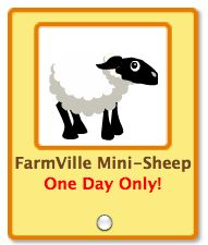 petville farmville mini-sheep