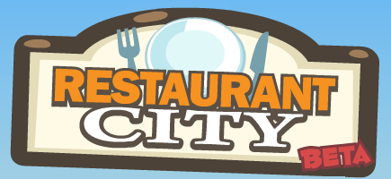 Restaurant City in-game logo