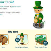 Tiki Farm introduces 'Irish Luck' items for the farm