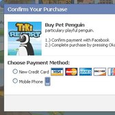 Playdom Adopts Facebook Credits as Currency in Tiki Resort