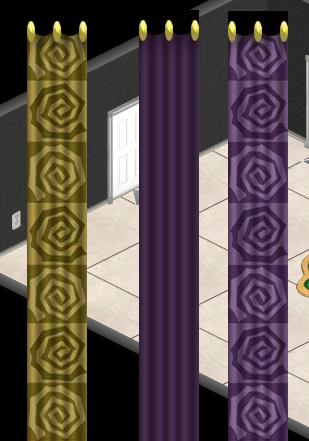 Yoville Curtains