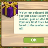 FarmVille Purple & Gold Mystery Box: Find out what's inside *spoiler*