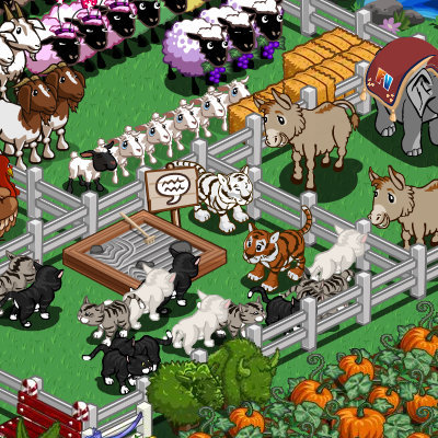 farmville baby white tiger ramsfan44