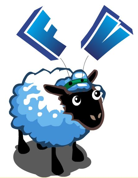farmville fan sheep outed
