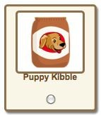 FarmVille puppy kibble quick links from Mr. Cheats